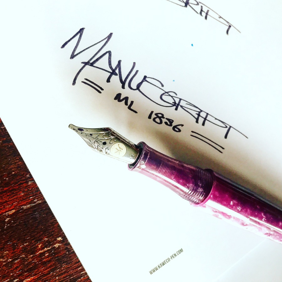 Manuscript - What's up y'all!
